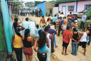 Un asesinato y tres casas quemadas deja operativo militar en San Félix
