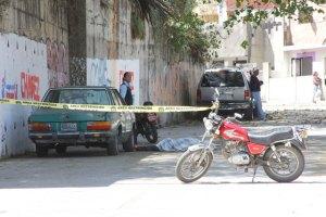 Asesinado mototaxista en extrañas circunstancias en El Calvario
