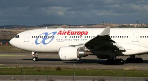 Air Europa desmiente tiroteo y atraco contra tripulación en Venezuela (Comunicado)