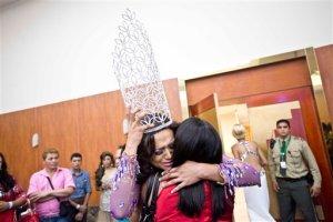 Miss Gay Nicaragua luchará contra la homofobia