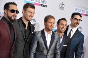 Este fue el gran detalle de los Backstreet Boys con Venezuela durante concierto (VIDEO)