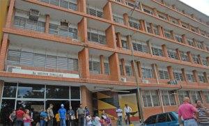 El Hospital Pediátrico de Barquisimeto se llena de niños con diarrea y asma