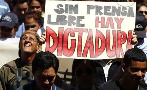 Los métodos de censura de Maduro en Venezuela aumentaron este año, dice RSF