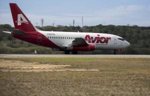 Avior Airlines evalúa opciones para trasladar pasajeros tras suspensión de vuelos a EEUU (Comunicado)