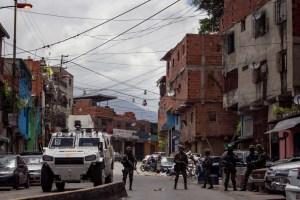 Detonaciones de antisociales en la Cota 905 volvieron a sembrar incertidumbre en Caracas (Video)