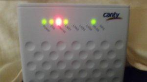 Usuarios de ABA Cantv reportaron fallas de internet en varias partes del país este #28Nov