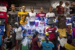 En Venezuela, los precios de ropa y calzado se dispararon en el tercer trimestre del año