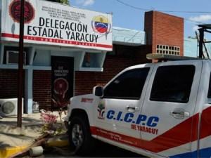 """Abatido """"El Pastorcito"""" uno de los más buscado en Yaracuy"""