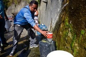 Paralización del sistema Tuy I, II y III deja sin agua a la Gran Caracas