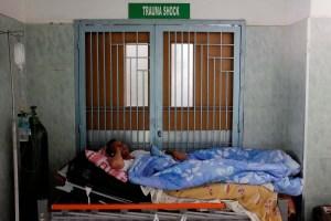 "Denuncian que ""pacientes mueren de hambre"" en el Hospital Central de Lara"