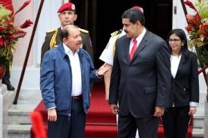 """Drásticos recortes en las """"ayudas"""" de Pdvsa al régimen de Daniel Ortega en 2018"""