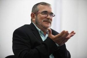 Ex líder de las Farc pide a Duque mantener el diálogo de paz con el ELN