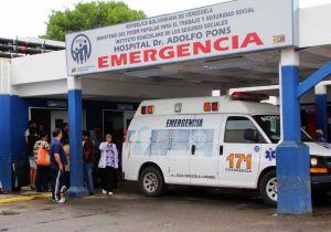 Planta eléctrica del Hospital Adolfo Pons no arrancó durante apagones en Zulia (Video)
