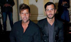 ¡Qué hombres! Jwan Yosef le declara amor a Ricky Martin de la forma más sexy (Fotos)