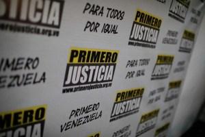 Primero Justicia: Lucharemos en las calles junto a los venezolanos para unas elecciones libres