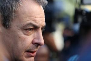 Extraoficial: Rodríguez Zapatero arriba a Caracas en un vuelo privado