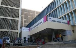 EN VIDEO: Un incendio puso en peligro a neonatos de hospital en Maracaibo