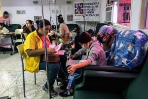 Al menos 36 niños con cáncer han muerto en Carabobo en lo que va de 2019