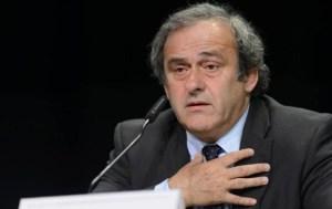 En libertad expresidente de la UEFA, Michel Platini