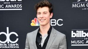 ¡EXQUISITO! Shawn Mendes posa en ropa interior para Calvin Klein