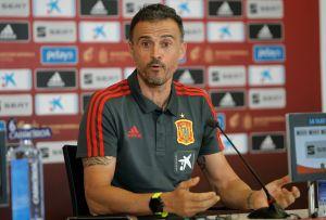 Luis Enrique regresa al banquillo de la Selección Española de Fútbol