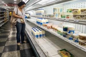 Cavilac estima que demanda de productos lácteos en el país cayó 60%
