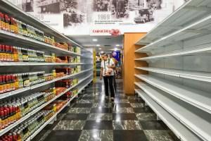 Cavidea observó un descenso en el consumo de alimentos de 96%