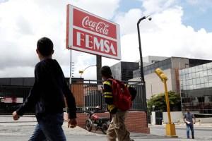 Trabajadores de Coca-Cola FEMSA de Venezuela se mantendrán bajo especiales condiciones de protección laboral