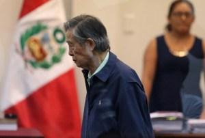Juzgado da plazo de 48 horas para definir cárcel donde irá Alberto Fujimori