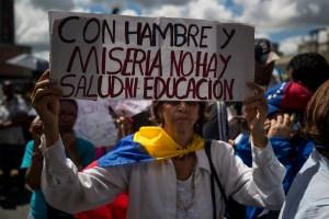Federación Venezolana de Maestros llama a protestar por las malas condiciones del sector educativo