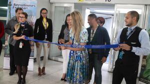 Aerolíneas Estelar inauguró ruta directa desde Caracas a Nueva York