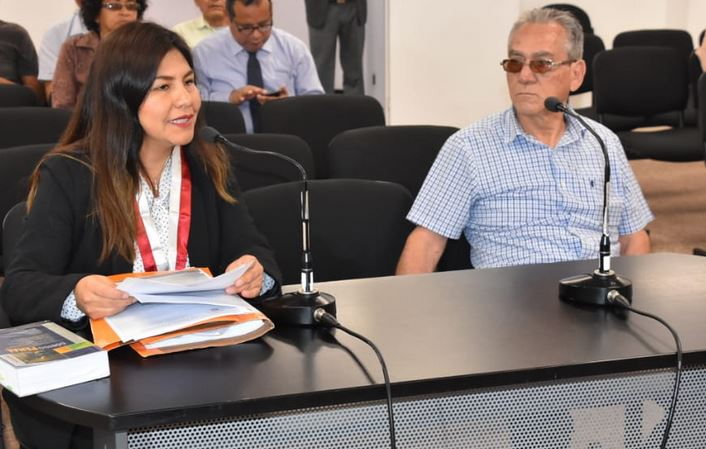 Líder político de Sendero Luminoso es absuelto de apología al terrorismo en Perú (Fotos)