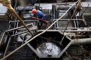 Petróleo venezolano registró un alza esta semana