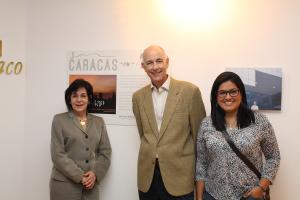 Banesco rinde tributo al Hotel Tamanaco en su 65° aniversario con la expo Caracas en 450
