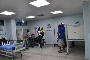 Colapsa pediatría del Periférico de Pariata por falta de especialistas