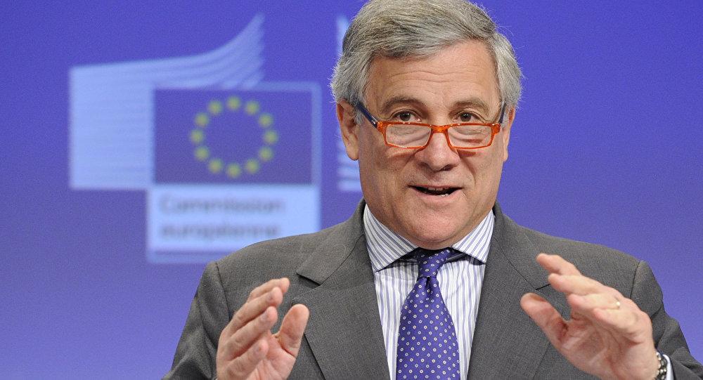 """Presidente del Parlamento Europeo condenó la """"dictadura del señor Nicolás Maduro"""""""