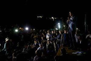 La oposición venezolana recupera el apoyo popular en la calle