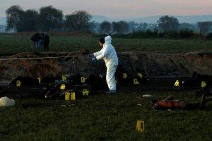 Sube a 73 la cifra de muertos por explosión de ducto de combustible en México (Fotos)