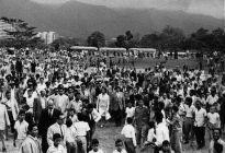 Recordar es vivir: Así era el Parque del Este cuando fue inaugurado hace 58 años (Foto)