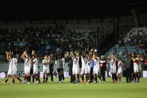 Venezuela vence a Chile y deja al anfitrión contra las cuerdas en el Sudamericano Sub20