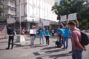 María Oropeza: La juventud está decidida a hacer lo que sea necesario para restablecer la libertad en Venezuela