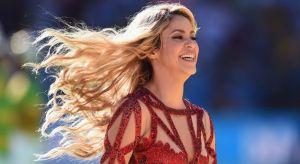 """Las """"bestiales fotos"""" de Shakira sin dentadura postiza"""