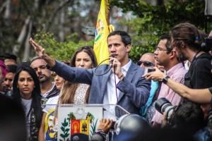 Guaidó llama a no acostumbrarse a más apagones y asistir este 23 de julio a la Plaza Alfredo Sadel