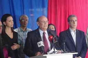 Omar González a Diosdado Cabello: Échele pichón a sus amenazas, que somos 30 millones con la Transición