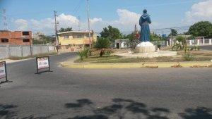 Cierran los alrededores de la locación del cabildo abierto en Ciudad Ojeda (FOTOS)