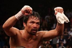 Pacquiao vence a Thurman y captura cetro wélter