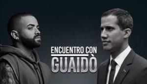 ¿A limpiar la reputación? Todos los detalles del debate que Nacho tendrá con Juan Guaidó