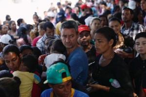 Ir a las antípodas de Venezuela cruzando una frontera