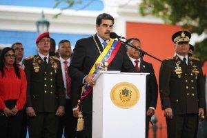 """Maduro dice que Guaidó es un """"Judas"""" que quiere """"entregar Venezuela a EEUU"""""""