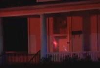 FOTOS: Mujer encendió dinamita creyendo que era una vela durante un apagón y casi vuela su casa